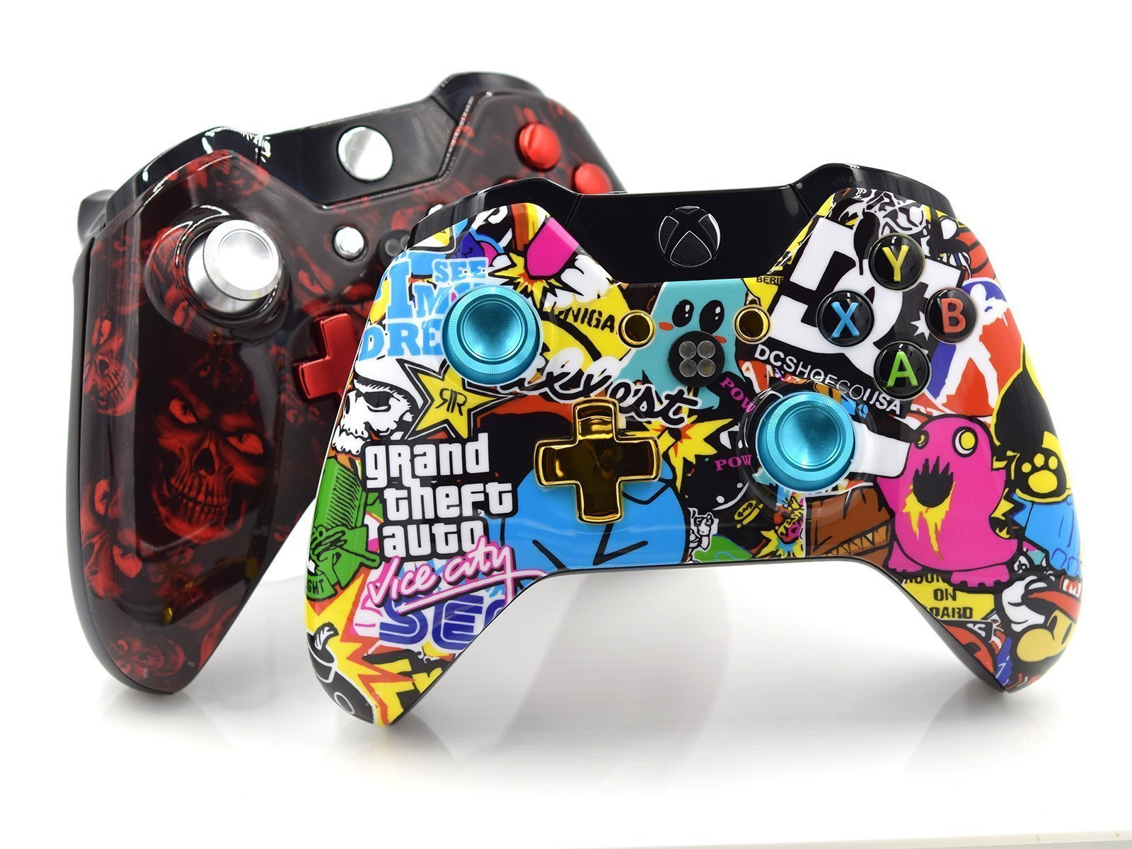 Custom Controllers View 1