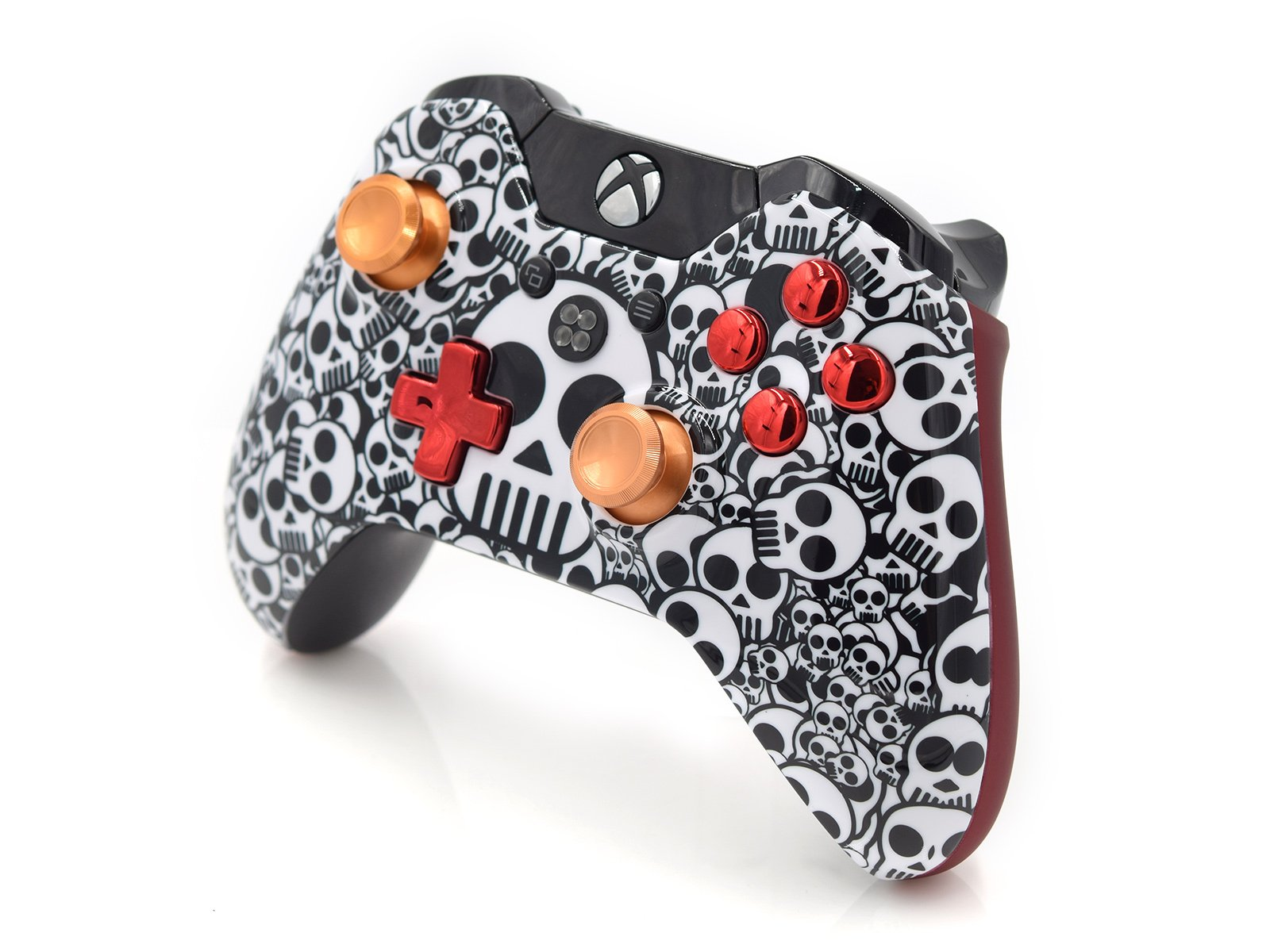 Xbox One Custom Controller - Hello Skully