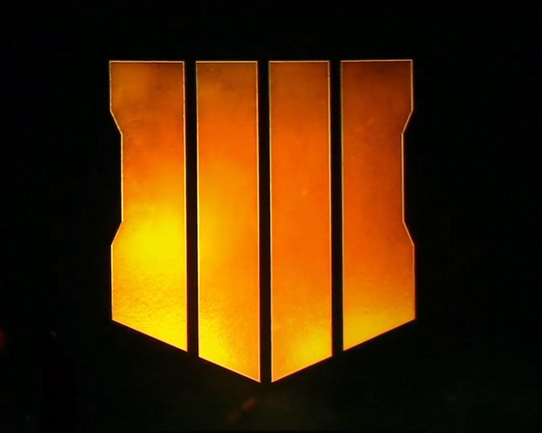 Black Ops 4 Logo 2