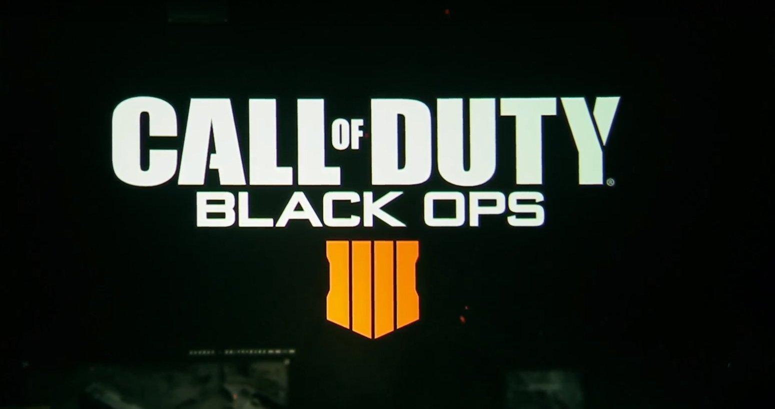 Black Ops 4 Logo 3