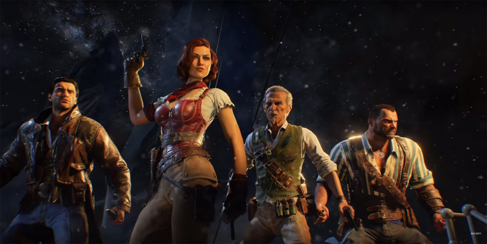 Black Ops 4 Zombie 2