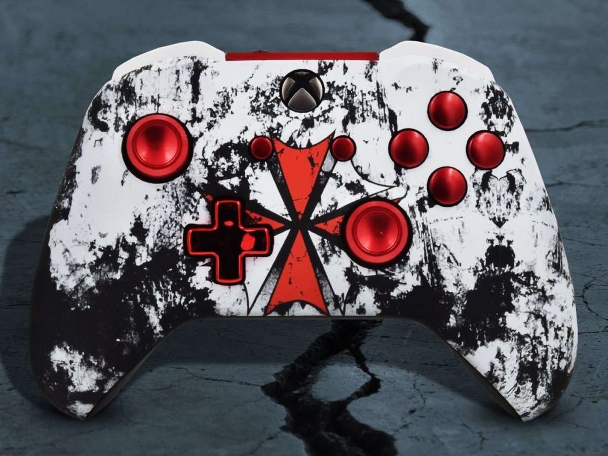 Build Your Own Xbox One Custom Controllers Megamodz Com