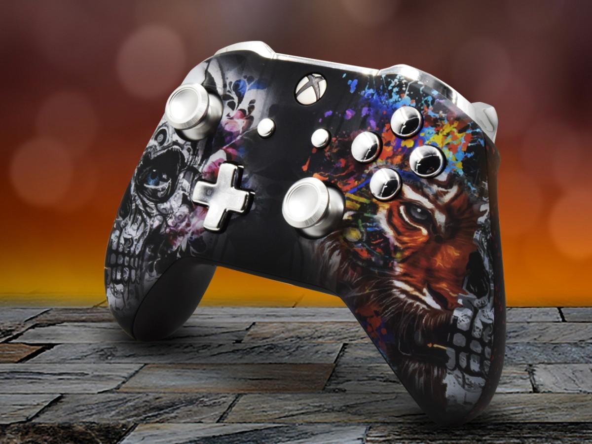 Cool Xbox One S Custom Controller