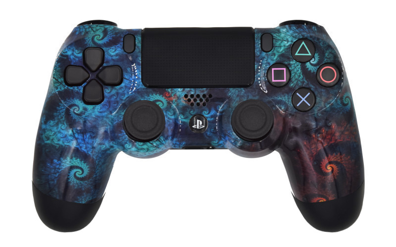 PS4 Pro Singularity Custom Modded Controller