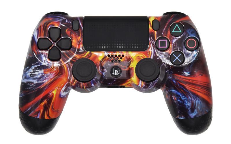Mega Modz Macro Master PS4 Controller - Stratovolcano