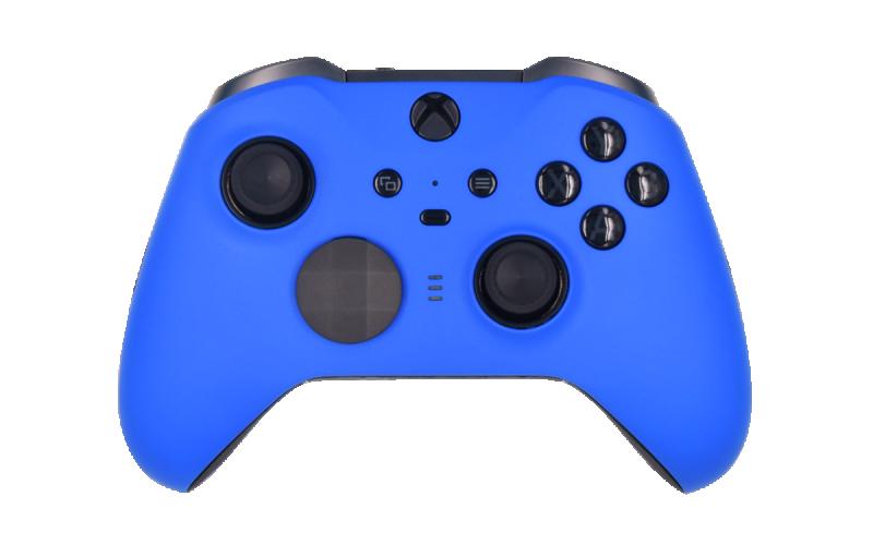 Custom Matte Blue Xbox Elite 2 Controller
