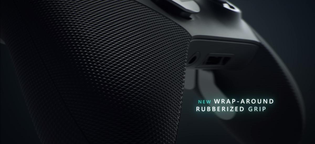 Xbox Elite 2 - Wrap-Around Rubberized Grip