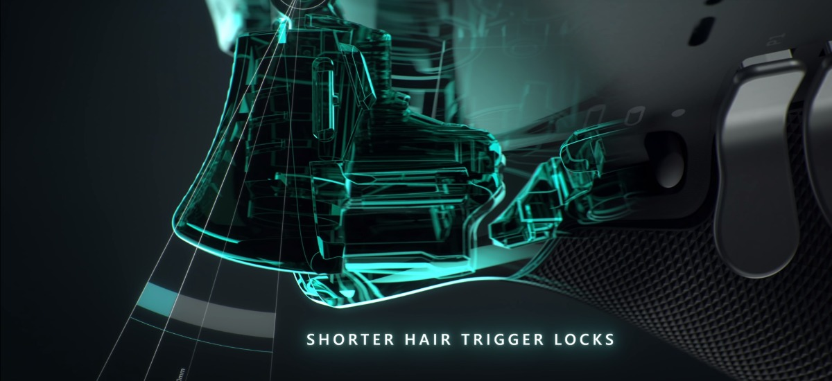 Xbox Elite 2 - Shorter Hair Trigger Locks