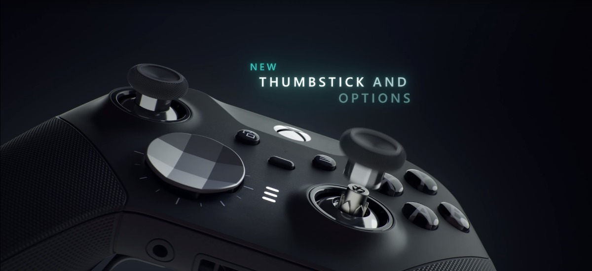 Xbox Elite 2 - Thumbsticks and Options