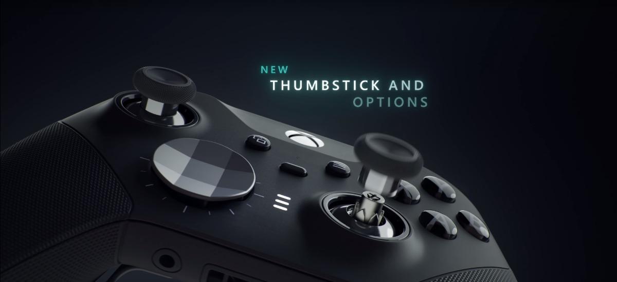 Xbox Elite 2 - Thumbsticks and Options