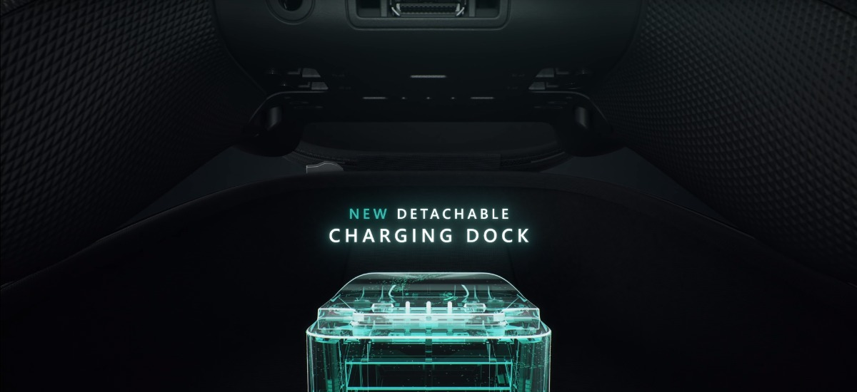 Xbox Elite 2 - Detachable Charging dock