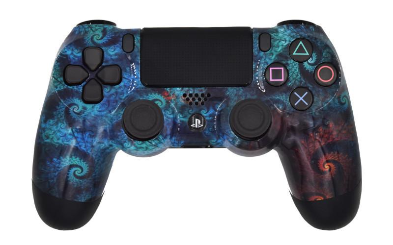 PS4 Pro Singularity Custom Modded Controller