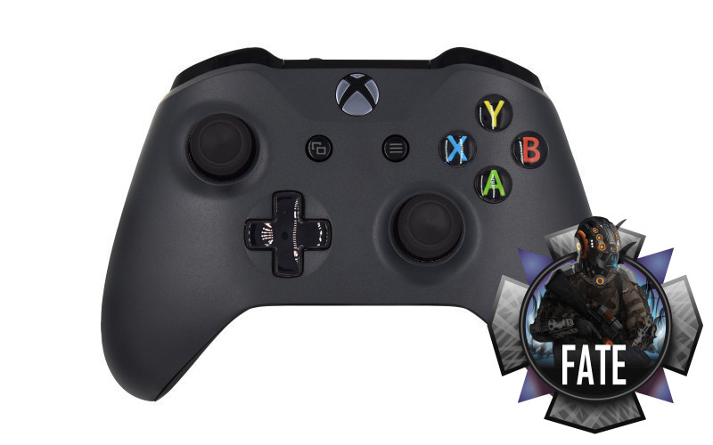MegaModz Controller For Xbox One Compatible With Destiny