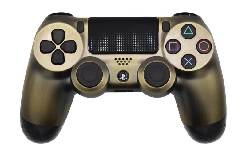 Mega Modz Macro Master PS4 Controller - Antique Bronze