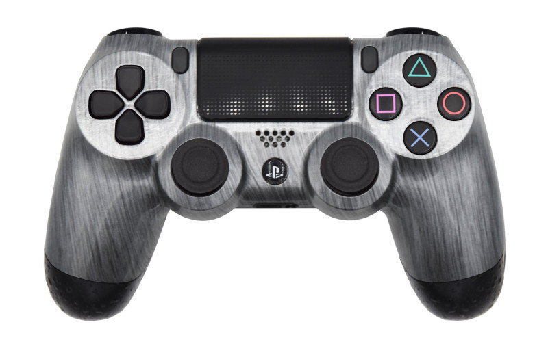 Mega Modz Macro Master PS4 Controller - Argentum