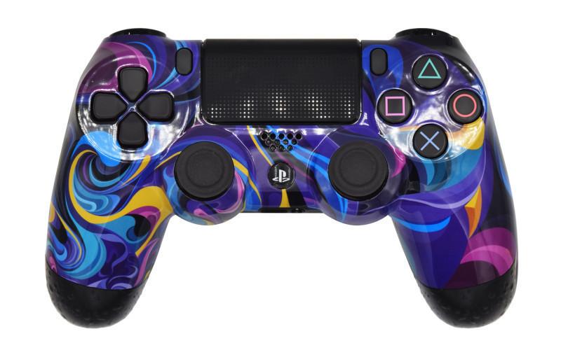 Mega Modz Macro Master PS4 Controller - Bizarre Dream