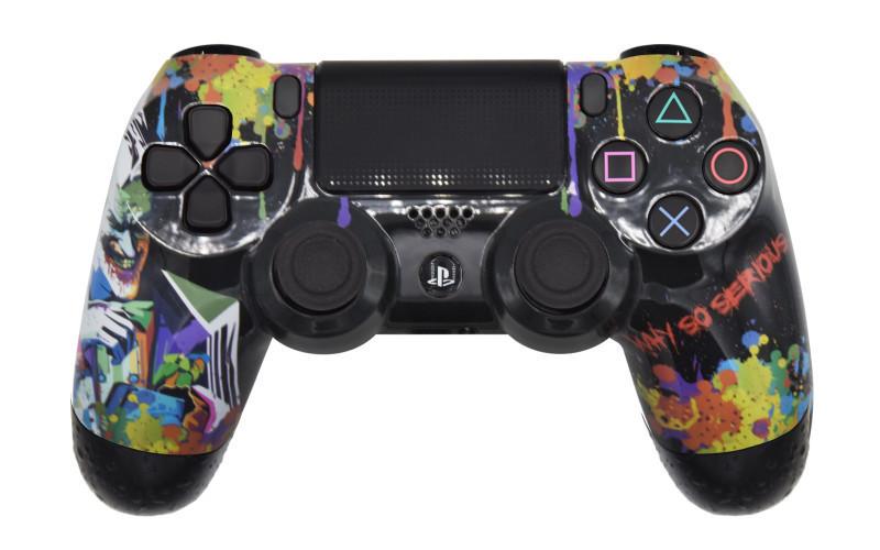 Mega Modz Macro Master PS4 Controller - Jack Napier