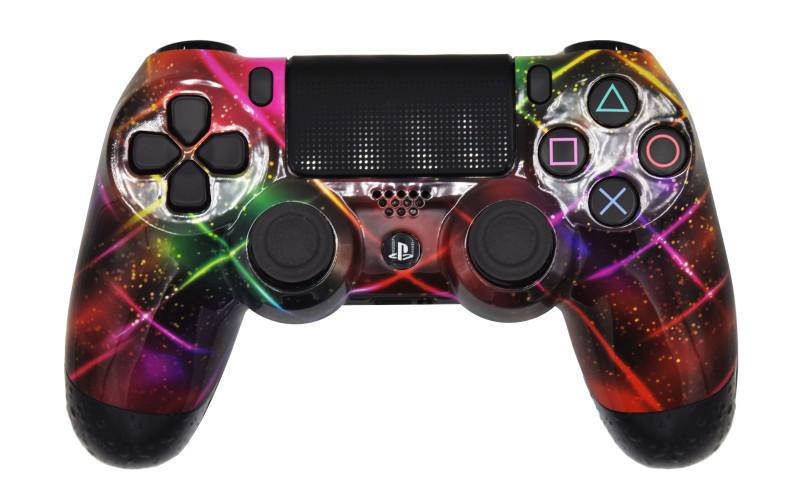 Mega Modz Macro Master PS4 Controller - Space Time